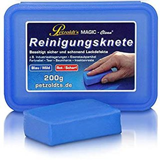 Magic Clean Reinigungsknete blau mild 200g