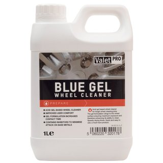 ValetPRO Blue Gel Wheel Cleaner 1L