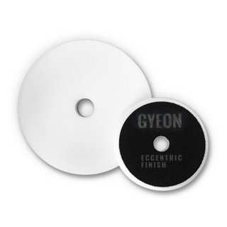 GYEON Q2M Eccentric Finishing Pads white 90mm 2 Stk
